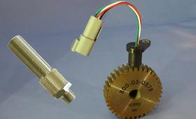 Gear Tooth Sensors - Speed & Direction Gear Tooth Sensors
