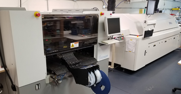 PCBA Manufacturing & Design - Printed Circuit Board Prototyping Services